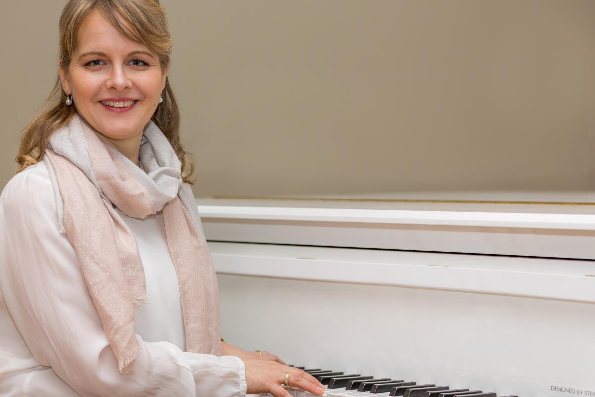 Katja Kröning, Leiterin der simplay Musikschule